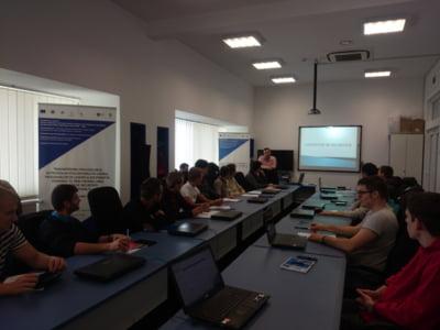 Primul proiect POSDRU care a finantat crearea unui laborator de securitate a informatiei s-a incheiat
