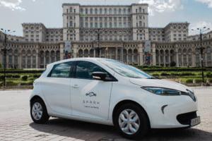 Primul serviciu de car-sharing cu masini electrice se lanseaza azi in Romania si taxeaza la minut - iata tariful