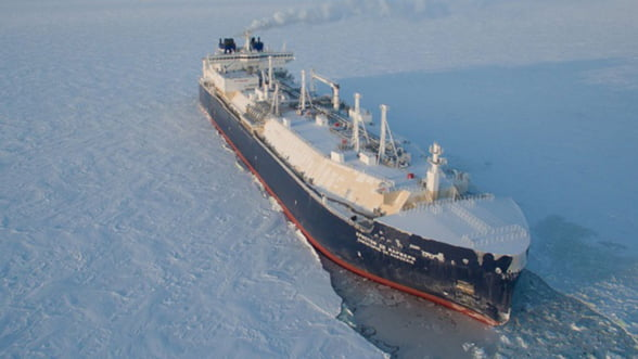 Primul transport de gaze naturale extrase de rusi in Siberia a ajuns in Marea Britanie