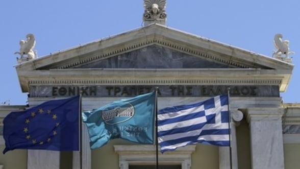 Principalele banci din Grecia vor prezenta UE planurile de restructurare in aceasta toamna