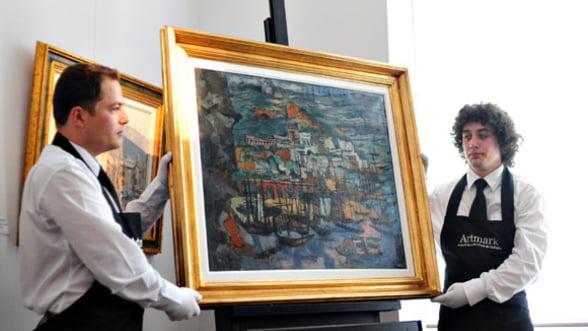 Prinde gustul artei la urmatoarea licitatie din Bucuresti