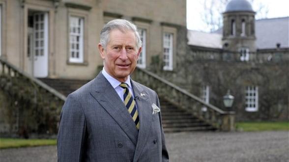 Printul Charles, suspectat de neplata impozitelor pe profiturile ducatului Cornwall