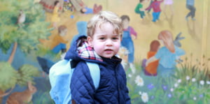 Printul George va merge la o scoala unde se preda bunatatea. Cat vor plati parintii