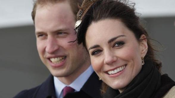 Printul William si Kate - primul an de la casatorie