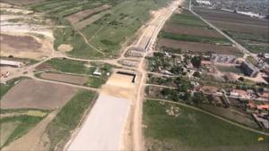 Pro Infrastructura: Lucrarile pe Autostrada Sebes-Turda sunt extrem de lente. Promisiunile au fost optimiste, realitatea e dezamagitoare