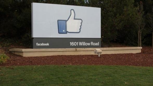 Probleme in curtea Facebook? Veniturile raman sus, dar scade rata de crestere