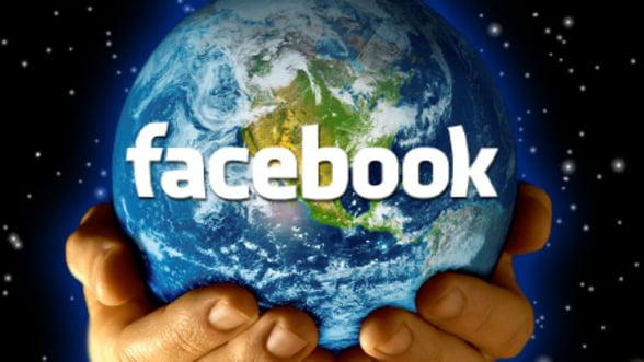 Probleme la Facebook. Ce mesaj a aparut pe paginile utilizatorilor