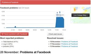 Probleme tehnice pentru Facebook si Instagram: Se lucreaza la gasirea de solutii