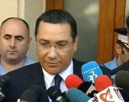 Problemele lui Ponta in justitie continua: Dosar disjuns la DNA, judecator schimbat