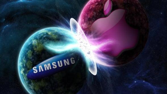 Proces Samsung vs. Appple. Coreenilor li s-a interzis in SUA vanzarea unor modele de smartphone-uri si tablete