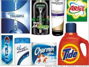 Procter&Gamble investeste peste 100 milioane de dolari intr-o fabrica in judetul Prahova