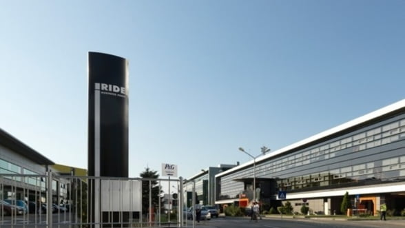 Procter&Gamble isi extinde birourile din Iride Business Park