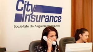 Procurorii ridică documente de la City Insurance