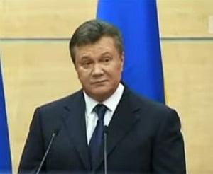 Procurorii ucraineni vor cere inchisoare pe viata pentru fostul presedinte Viktor Ianukovici
