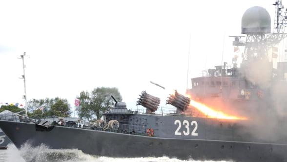 Producatorii de arme din Rusia au iesit pe profit. Cel mai bine se vand rachetele