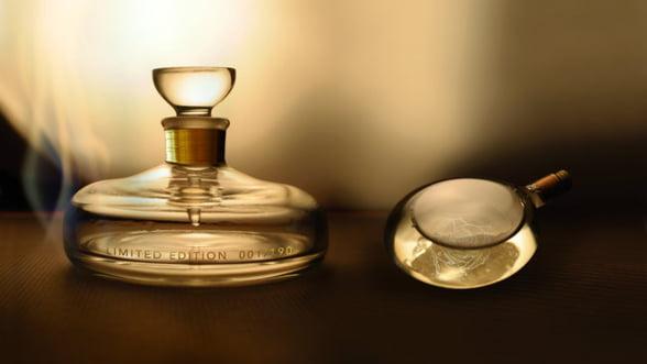 Producatorii de ceasuri elvetiene se reprofileaza: Parfumuri si stilouri