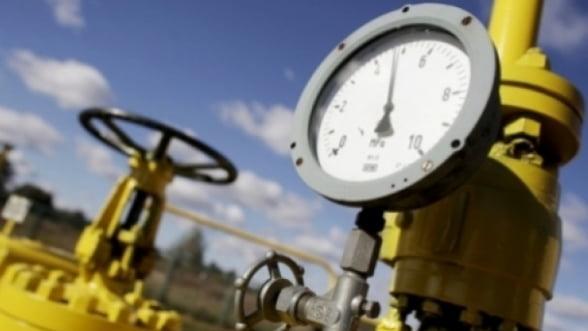 Producatorii de gaze, obligati de marti, sa vanda pe bursa cel putin 20% din productie