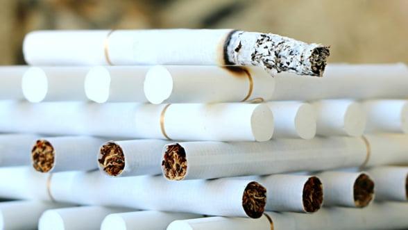 Producatorii de tutun acuza: Ordonanta 114 bis arde piata legala a tigaretelor
