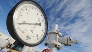 Productia de gaze naturale a Petrom a scazut cu 3%, in 2010