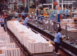 Productia industriala din SUA a crescut in septembrie cu 0,7%