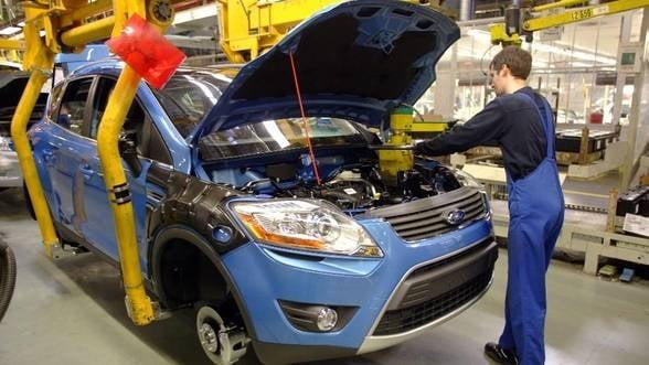 Productia modelului B-Max la Craiova va fi oprita cateva zile si in lunile martie si aprilie