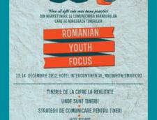 Profesionistii din marketing se intalnesc la Romanian Youth Focus. Vino si tu!
