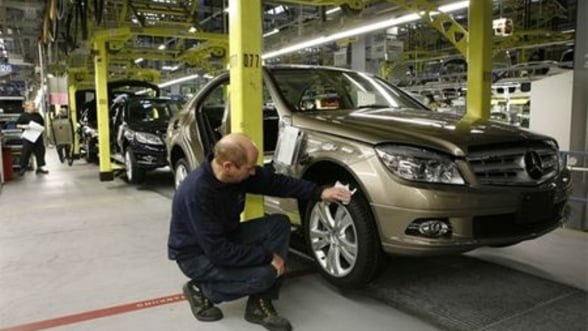 Profit dublu pentru Daimler in primul trimestru, datorita vanzarilor Mercedes-Benz