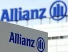 Profitul Allianz in cadere libera: scadere de 97% in T1