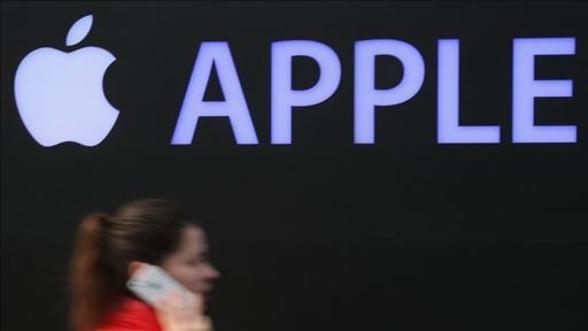 Profitul Apple scade pentru prima data in ultimii 10 ani
