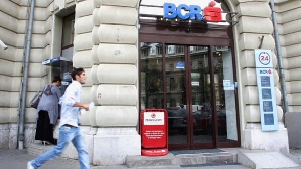 Profitul BCR Banca pentru Locuinte a crescut in primul semestru la 10,8 milioane lei