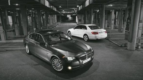 Profitul BMW a crescut la 4,5 miliarde euro in primele noua luni