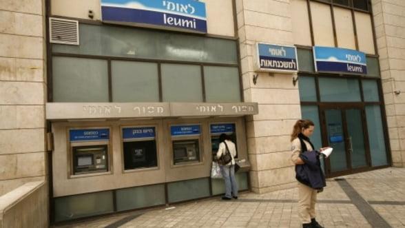 Profitul Bank Leumi a crescut la 125 mil dolari in T3