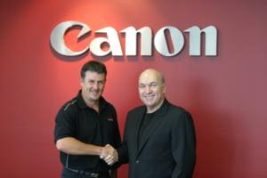 Profitul Canon, in scadere cu 12% din cauza cererii reduse de copiatoare