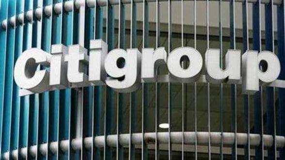 Profitul Citigroup in cadere libera, pe fondul deprecierii activelor