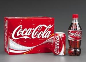 Profitul Coca-Cola a crescut anul trecut cu 73%