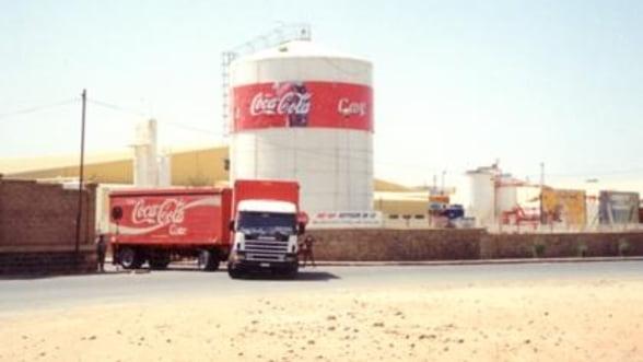 Profitul Coca-Cola a scazut cu 15% in primul trimestru, la 1,75 miliarde dolari