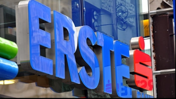 Profitul Erste Group a scazut in primul trimestru