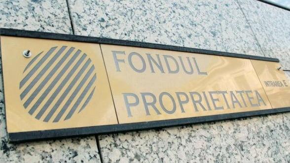 Profitul Fondului Proprietatea, in scadere cu 10% in primul semestru al anului