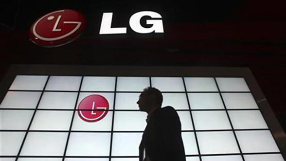 Profitul LG Electronics creste pentru prima data in 7 trimestre