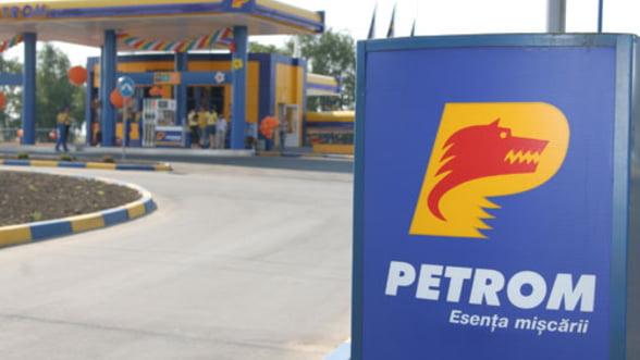 Profitul Petrom a crescut cu 27% in primele noua luni, la 3,666 miliarde lei