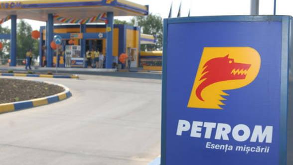 Profitul Petrom a urcat cu 22% anul trecut, desi vanzarile au scazut cu 8%