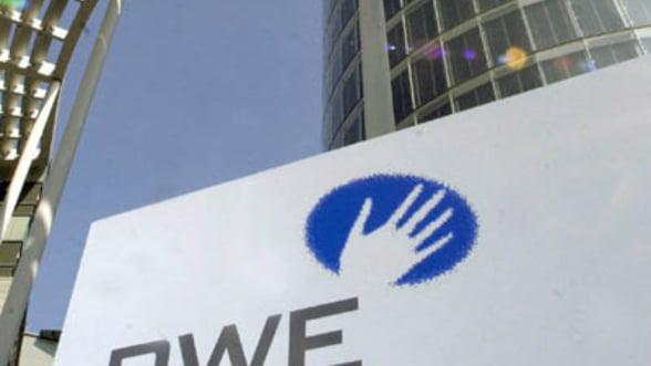 Profitul RWE, in scadere cu 45% in 2011