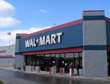 Profitul Wal-Mart a ajuns la patru miliarde de dolari in T2