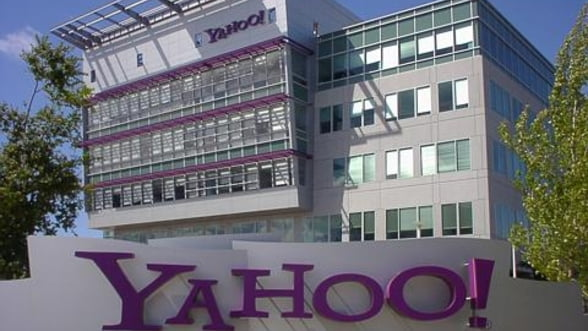 Profitul Yahoo a crescut cu 36% in primul trimestru, dar estimarile companiei au dezamagit piata