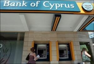 Profitul net al Bank of Cyprus in Romania a crescut anul trecut cu 2,3%