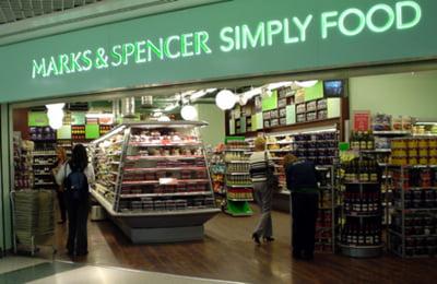 Marks&Spencer se scufunda. Profit in scadere cu 10%