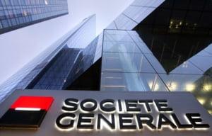 Profiturile Societe Generale au scazut din cauza expunerii la datoria Greciei
