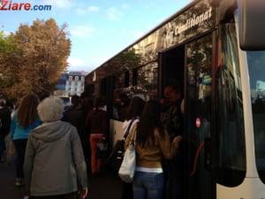Program special de Paste la RATB si metrou