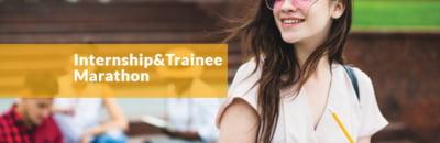 Programe de internship & trainee la cel mai mare maraton de cariere al primaverii