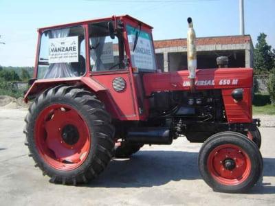 """Programul """"Rabla"""" pentru tractoare, criticat de ministrul Agriculturii"""